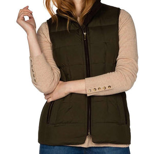 Dubarry of Ireland Spiddal Women's Down Vest by Dubarry