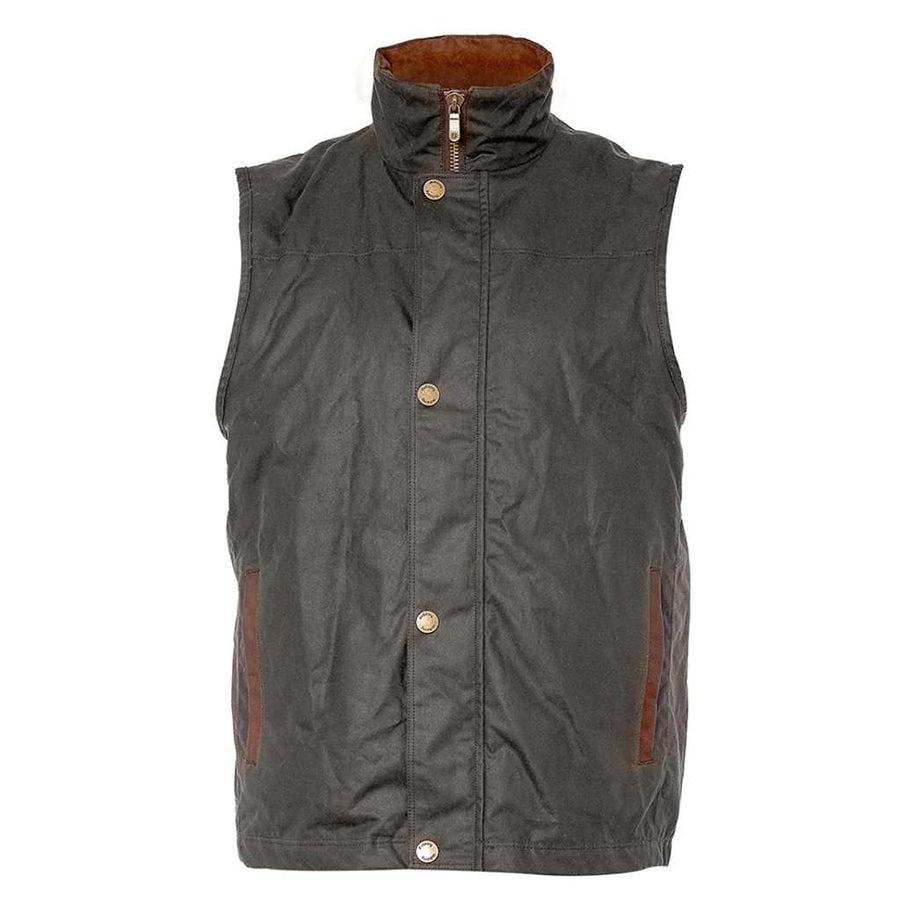 Dubarry of Ireland Men's Mayfly Vest by Dubarry of Ireland