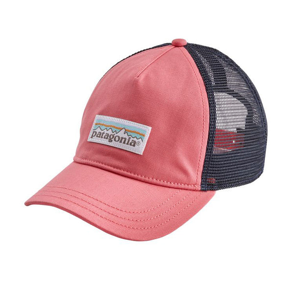 Women's Pastel P-6 Label Layback Trucker Hat