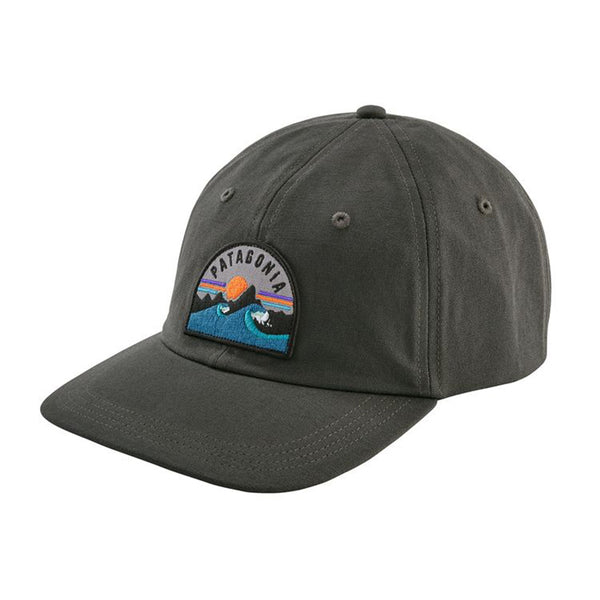 Boardie Badge Trad Cap