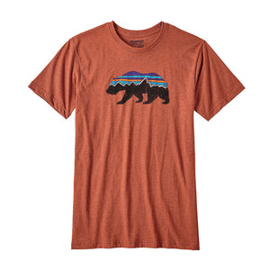 Men's Fitz Roy Bear T-Shirt - FINAL SALE