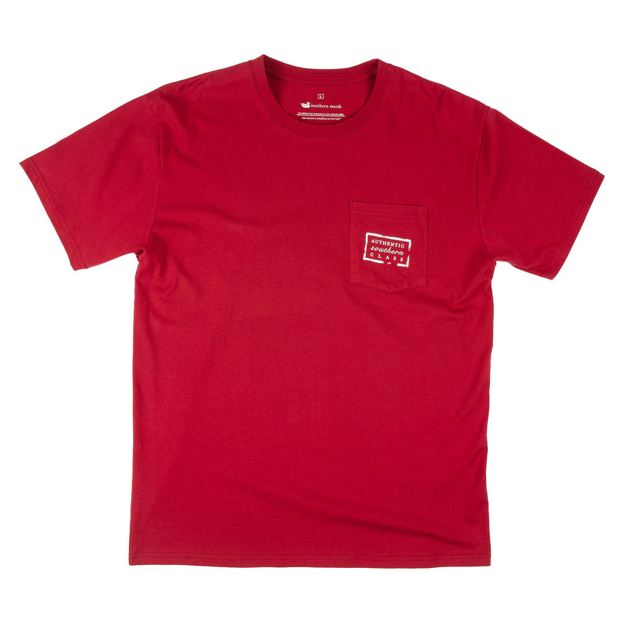 Authentic Alabama Heritage Tee