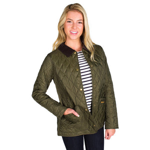 Annandale Quilted Jacket - FINAL SALE