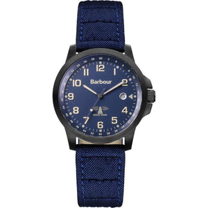 Men's Swale Watch in Navy Fabric