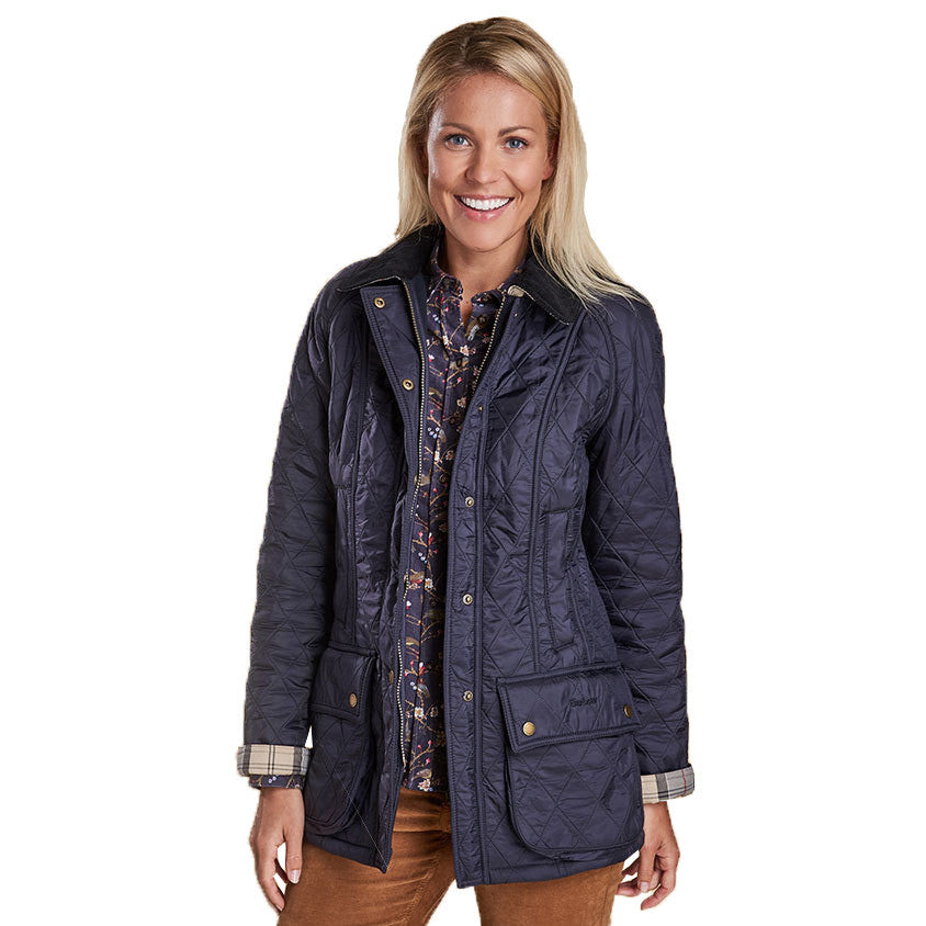 Beadnell Polarquilt Jacket | Barbour - Tide and Peak Outfitters : barbour polarquilt quilted jacket - Adamdwight.com