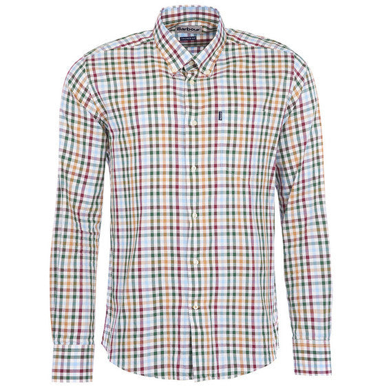 Bibury Tailored Fit Button Down - FINAL SALE