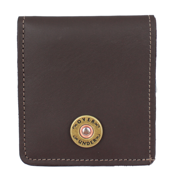 """The Traditionalist"" Bi-Fold Wallet"