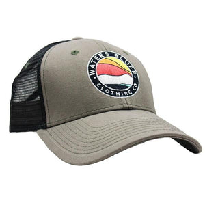 Bluff Horizon Trucker Hat - FINAL SALE