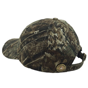 Brushed Canvas Hat in Max 4 Camo by Over Under Clothing  - 2