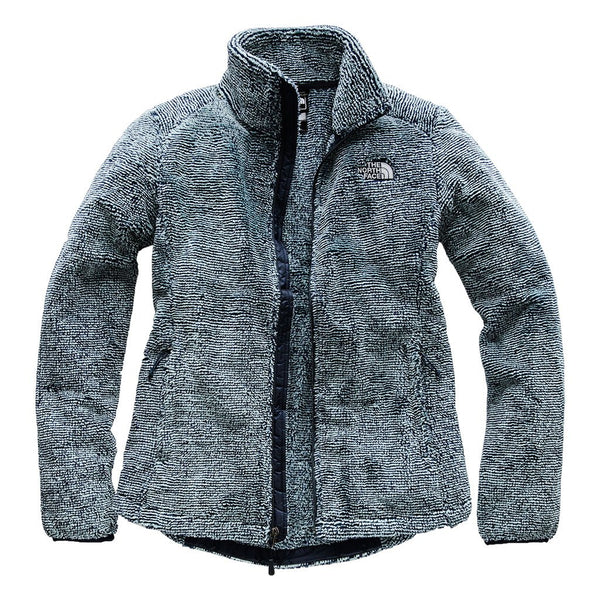 The North Face Women's Osito 2 Full Zip Jacket in Urban Navy and Blue Haze Stripe