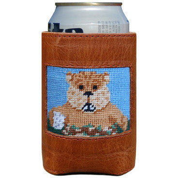 Caddyshack Needlepoint Can Holder