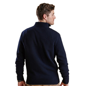 Essential Lambswool Half Zip Pullover - FINAL SALE