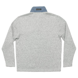 FieldTec Woodford Snap Pullover in Avalanche Gray by Southern Marsh  - 3