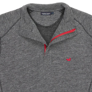 Front Range Pullover in Midnight Grey by Southern Marsh  - 3