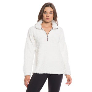 Frosty Tipped Women's Stadium Pullover