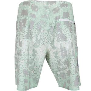 Grouper Boardshorts in Silver by AFTCO