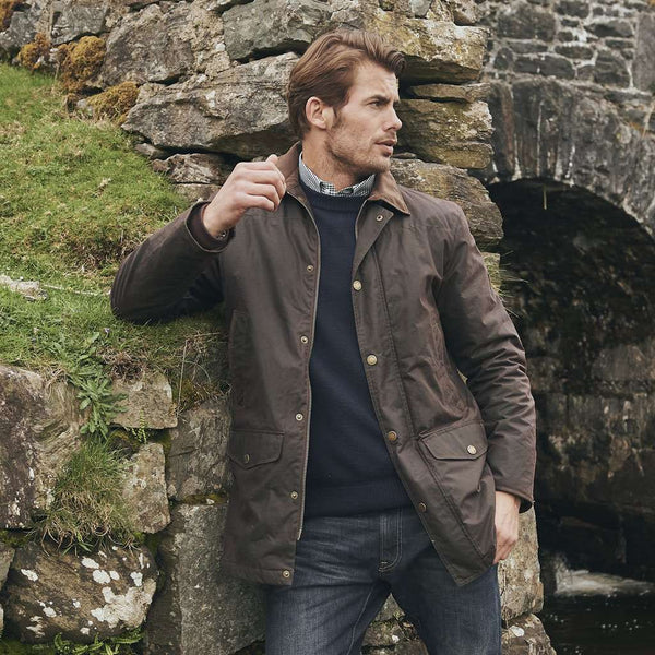 Dubarry of Ireland Headford Waxed Cotton Jacket by Dubarry of Ireland