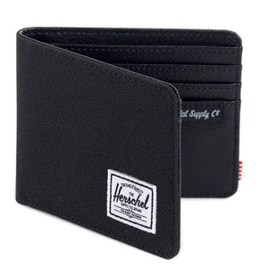 Hank Wallet in Black by Herschel Supply Co.  - 1