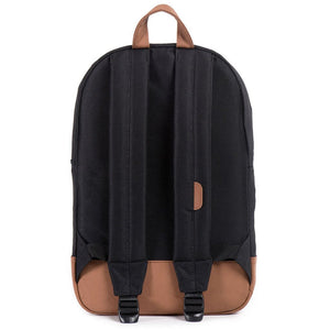 Heritage Mid Volume Backpack in Black by Herschel Supply Co.  - 3