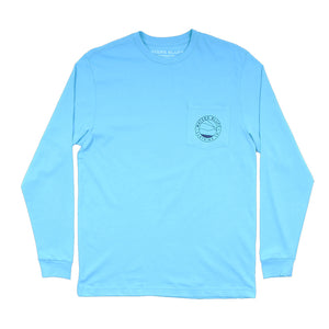 Waters Bluff Bluff Horizon Long Sleeve Tee Shirt