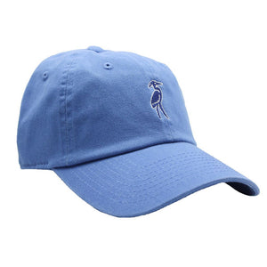 Classic Heron Twill Hat in Light Blue   - 1
