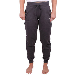 The North Face Women's Half Dome Jogger in Weathered Black