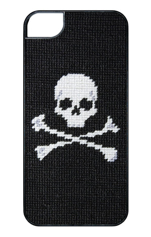 Jolly Roger Needlepoint iPhone 6 Case