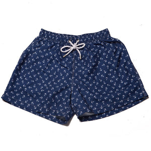 Kennedy The Anchor Aweighs Swim Trunks