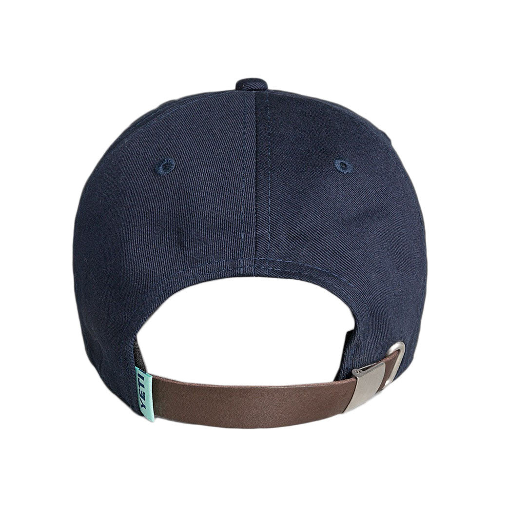 329f75ed309 Lifestyle Full Panel Low Profile Hat in Navy - 4