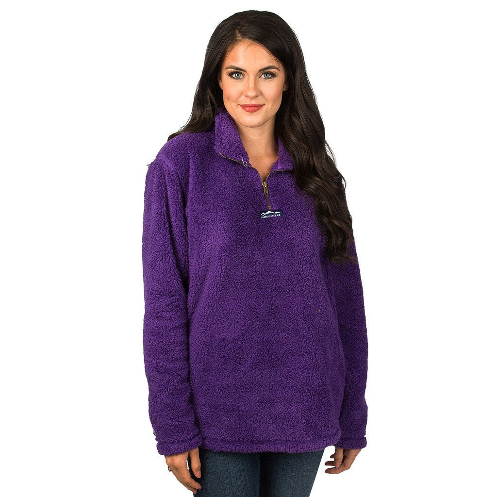 Linden Sherpa Pullover