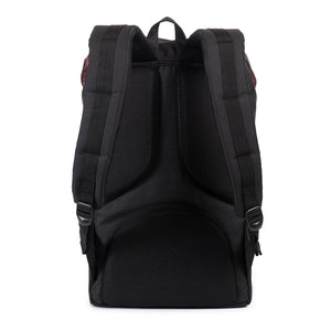 Little America Backpack in Black by Herschel Supply Co.  - 3