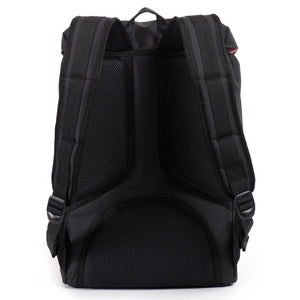 Little America Mid Volume Backpack in Black by Herschel Supply Co.  - 3