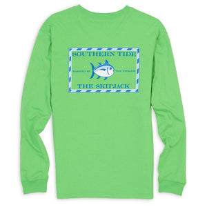 Long Sleeve Original Skipjack Tee