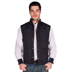 Lowerdale Quilted Gilet - FINAL SALE