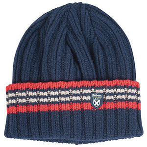 Crathes Hat in Navy
