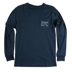 Authentic Alabama Heritage Long Sleeve Tee