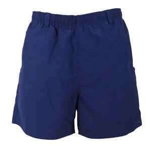 Manfish Swim Trunk in Navy