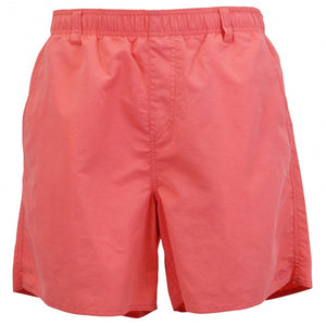 Manfish Swim Trunk in Coral