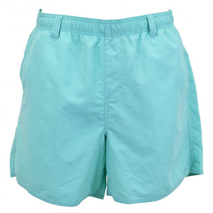 Manfish Swim Trunk in Mint