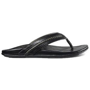 Men's Mea Ola Sandal in Black   - 1