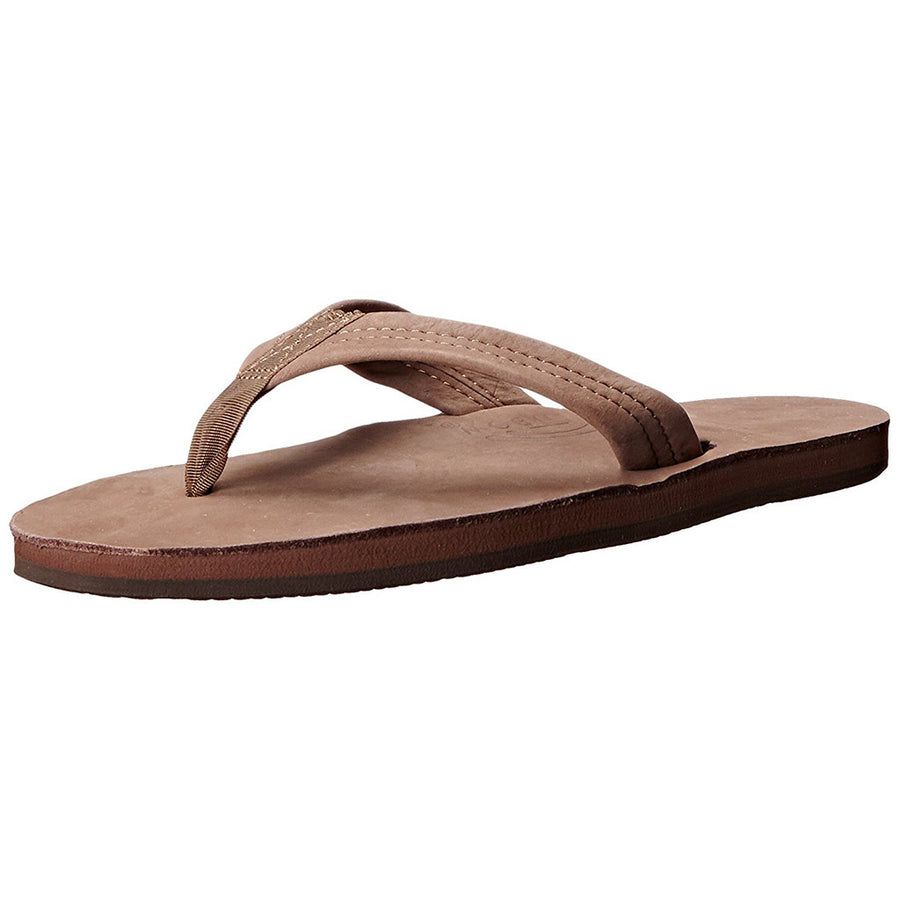 Men's Premier Leather Single Layer Arch Sandal