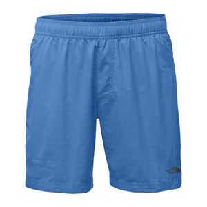 "The North Face Men's 7"" Class V Pull-On Trunks in Blue Jay"