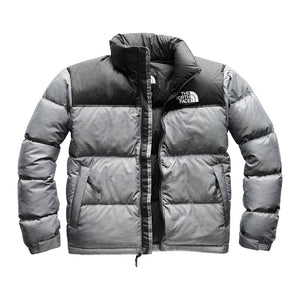 The North Face Men's 1996 Retro Nuptse Jacket in TNF Medium Grey Heather