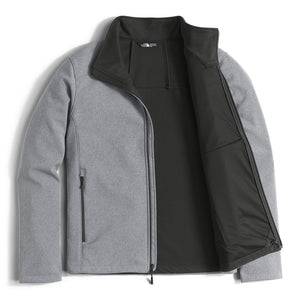Men's Apex Bionic 2 Jacket in Heathered Medium Grey by The North Face  - 2