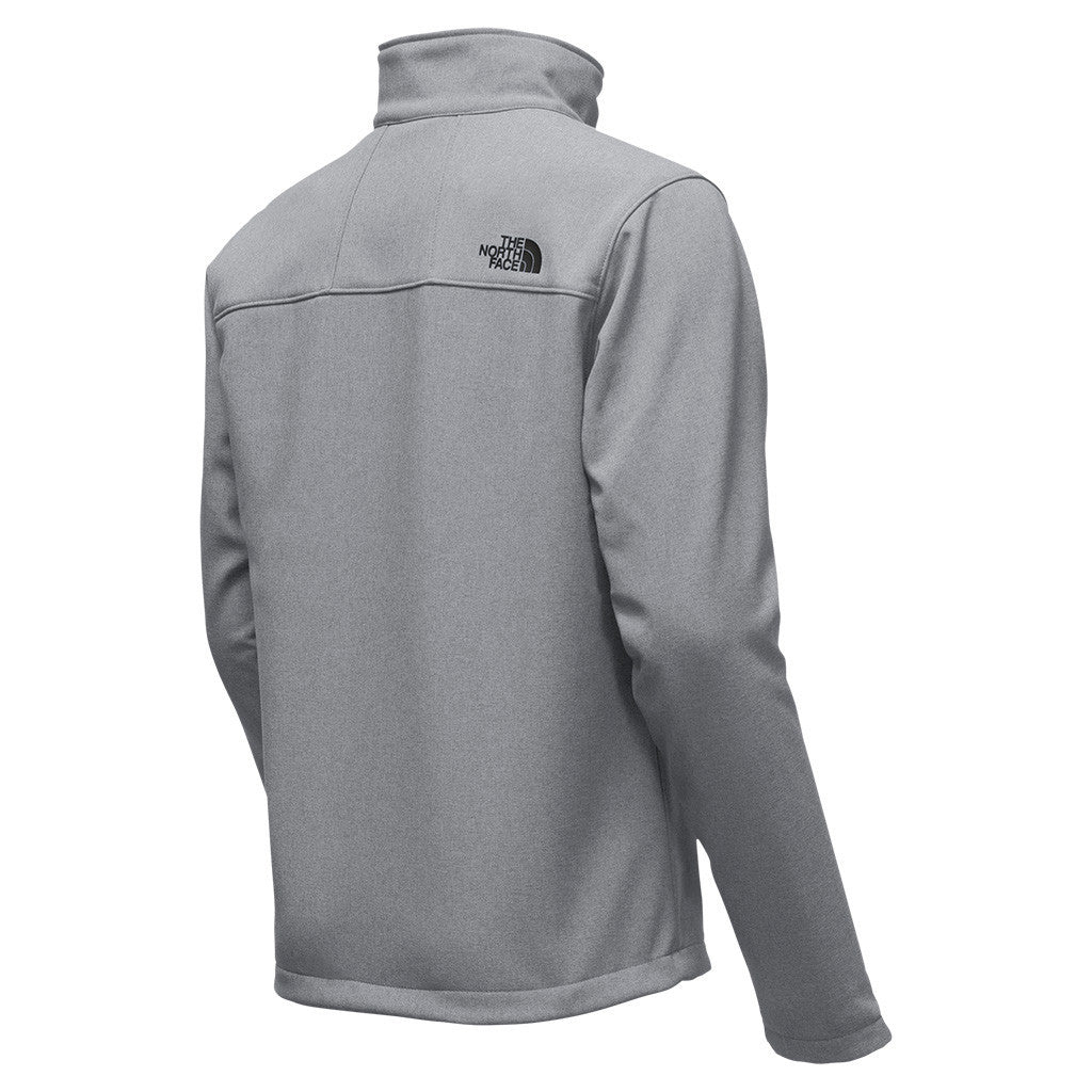 Men s Apex Bionic 2 Jacket in Heathered Medium Grey by The North Face - 3 91244f42f89f