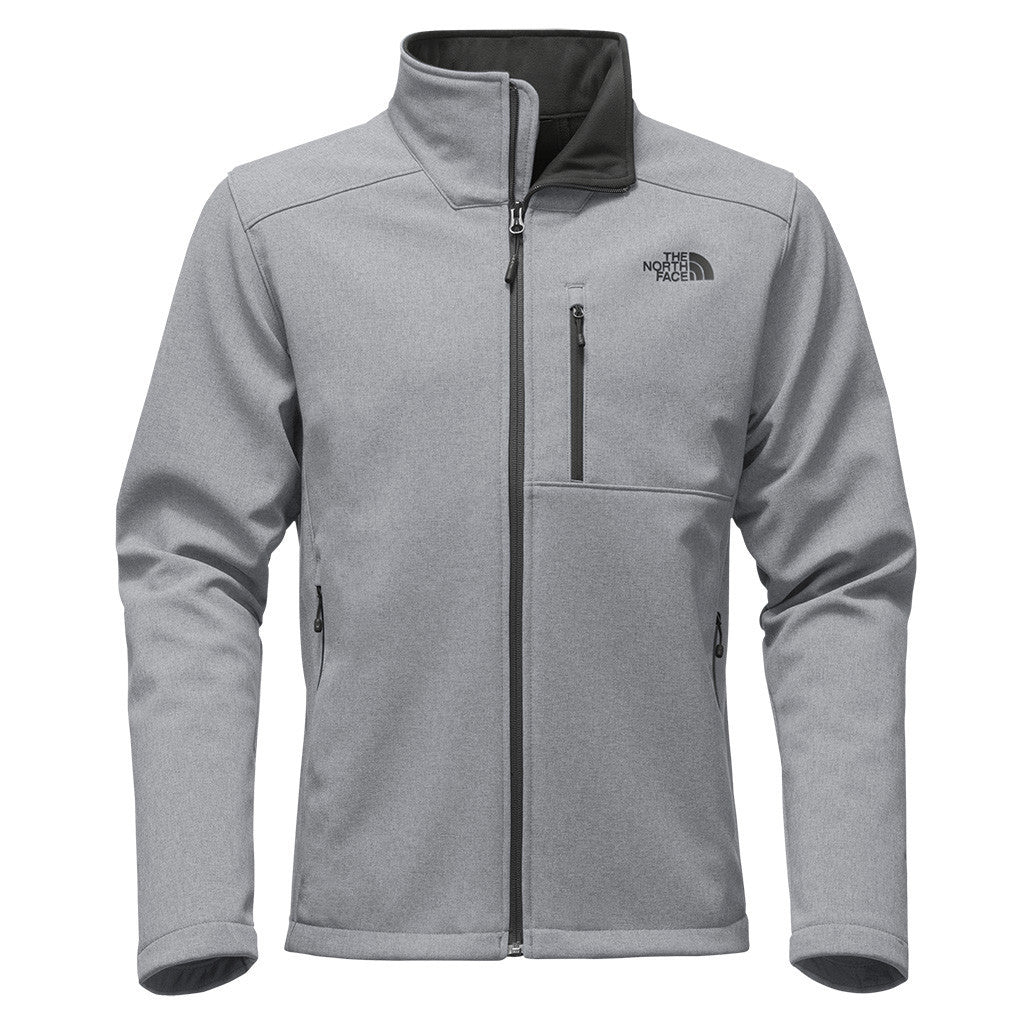 59daa0f843aa Men s Apex Bionic 2 Jacket in Heathered Medium Grey by The North Face - 1