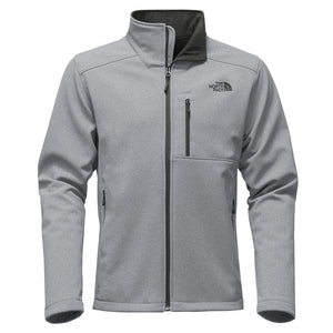 Men's Apex Bionic 2 Jacket in Heathered Medium Grey by The North Face  - 1