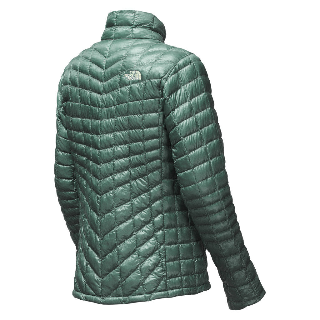 Women S Thermoball Full Zip Jacket The North Face Tide