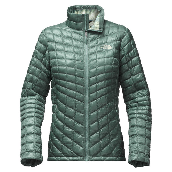 fb3174f8763c7 Women's Thermoball Full Zip Jacket in Trellis Green by The North Face ...