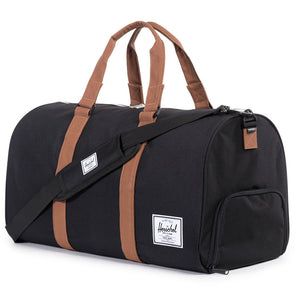 Novel Duffle Bag in Black by Herschel Supply Co.  - 1